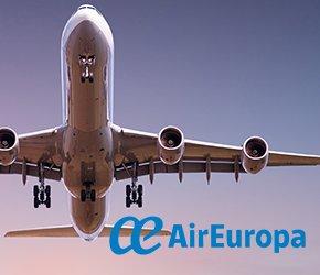 Vuelos con/ Air Europa
